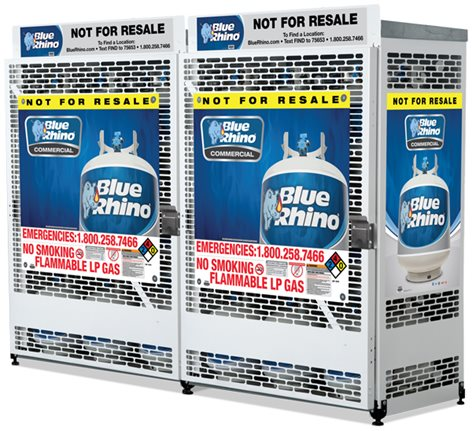 Blue Rhino Commercial Cages